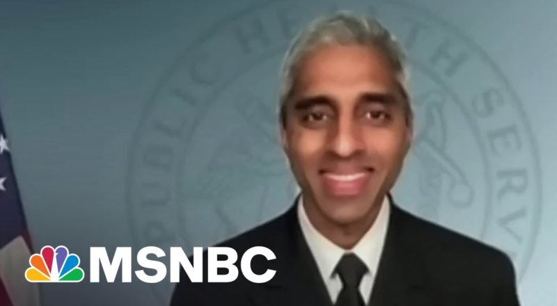 Surgeon General Dr. Vivek Murthy On The Importance Of Boosters 1