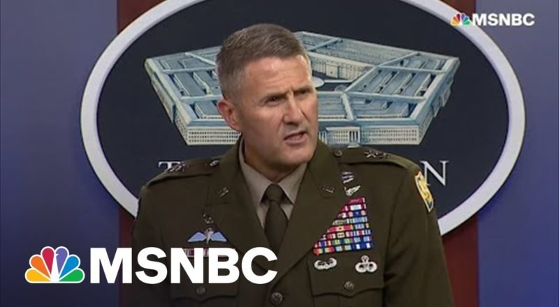 Pentagon: U.S. Has Evacuated 7,000 Afghans Since August 14 1