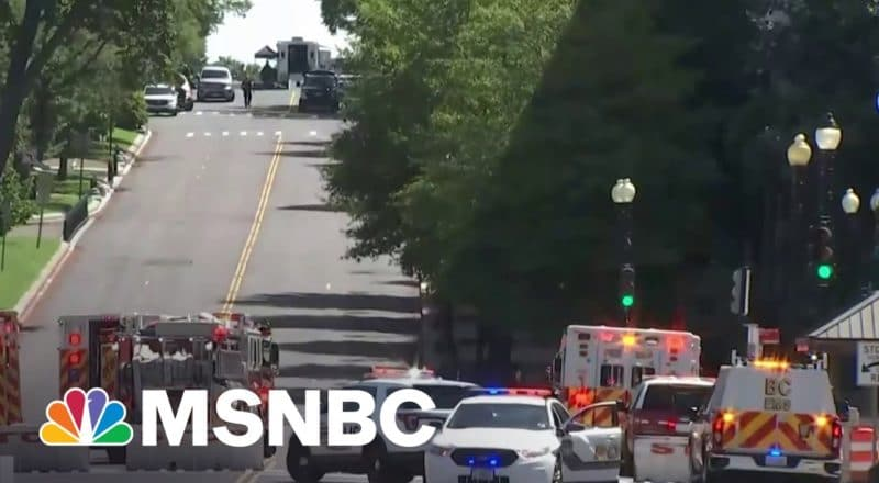 Suspect In The Capitol Hill Bomb Threat Investigation Identified 1