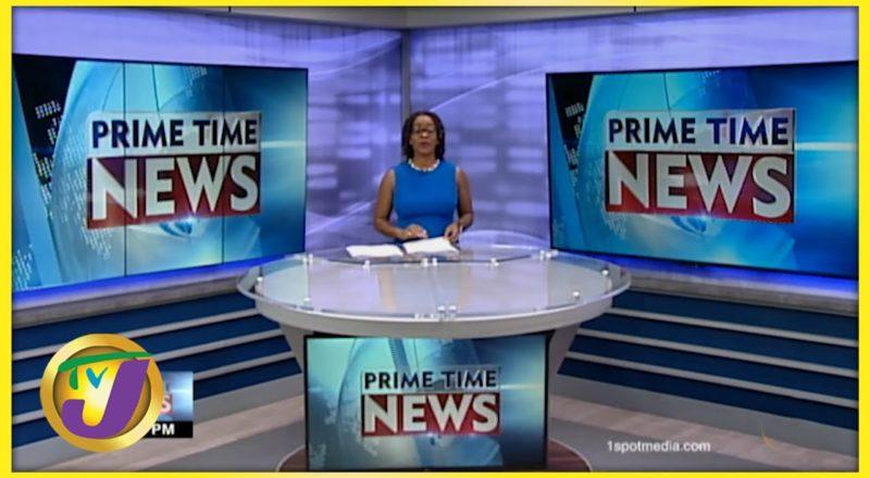 Jamaican News Headlines   TVJ News - August 18 2021 1