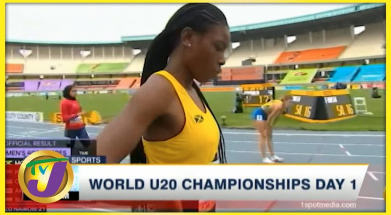 World U20 Athletics Championships Day 1 - August 18 2021 1