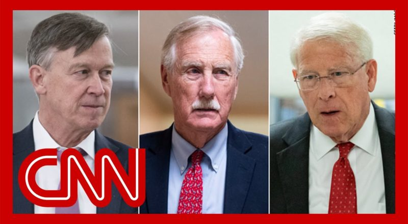 Three US senators announce positive Covid tests 1