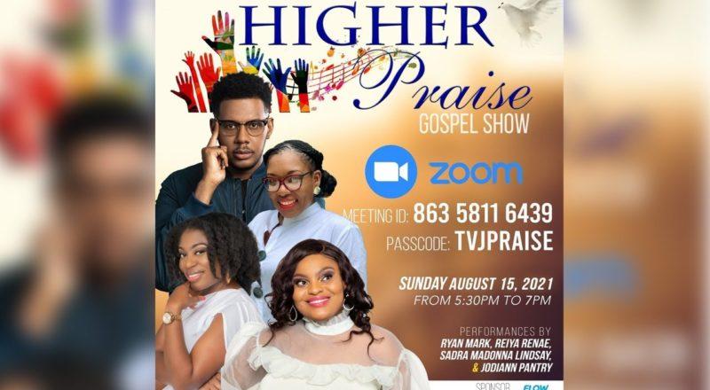 Higher Praise Gospel Show - August 15, 5:35 p.m. to 7:00 p.m. 5