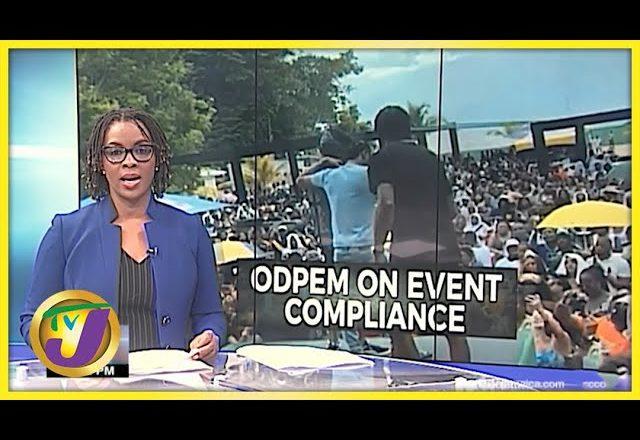ODPEM Report: Event Compliance Fair | TVJ News - August 10 2021 1