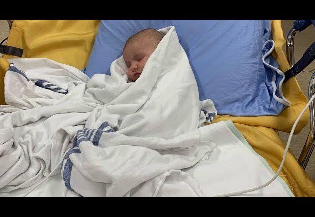 Newborn from Kelowna, B.C. hospitalized with COVID-19 4