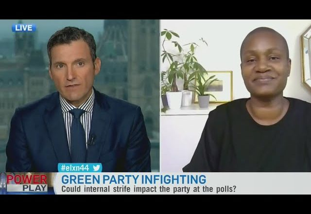 One-on-one with Green Party Leader Annamie Paul 1
