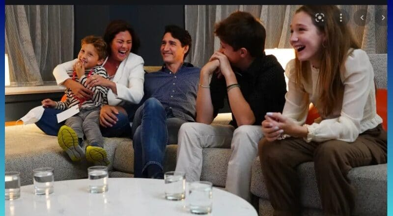 Canadians have re-elected a Liberal minority government