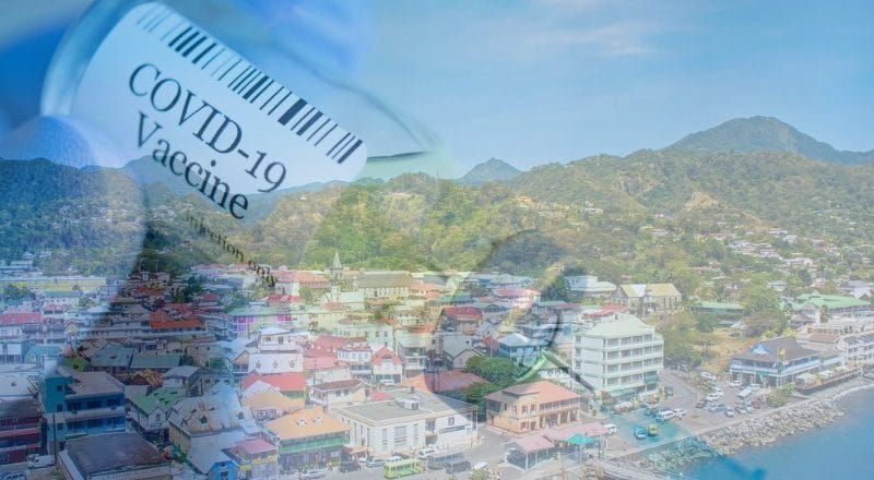 Vaccine and Covid-19 testing programs expand across Dominica