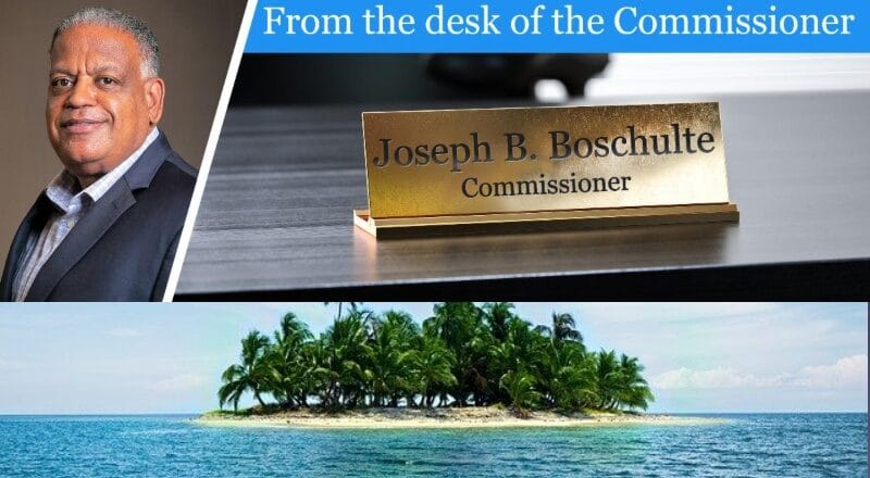 World Tourism Day Message from Joseph Boschulte