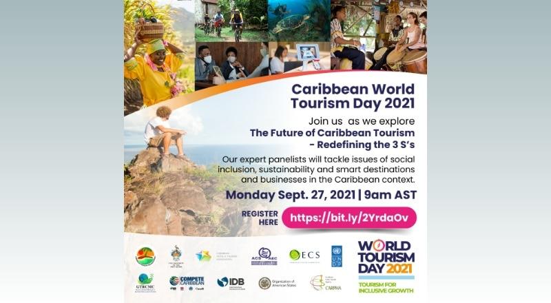 Caribbean World Tourism Day