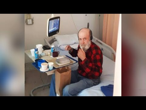 Family of N.S. man in hospital for 9 months say he can't get out 1