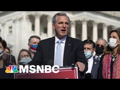 Kevin McCarthy's Threat And 'The Cult Of The Former, Failed President' 7