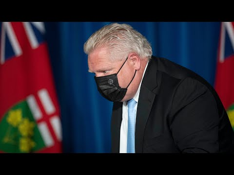 Ford expected to announce COVID-19 vaccine passports for Ontario 9