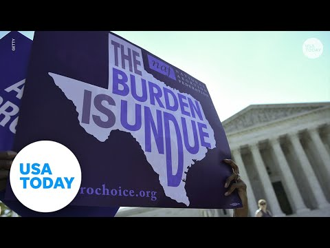 Supreme Court allows Texas abortion law to stay in effect   USA TODAY 9