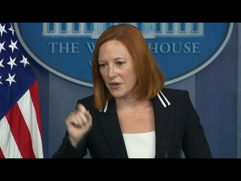 Jen Psaki fires back at male report's abortion question 1