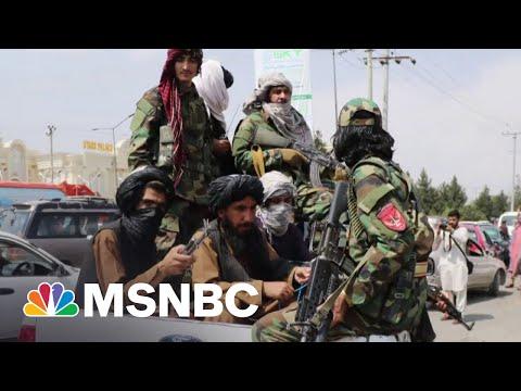 Taliban Leaders Claim Full Control Of Afghanistan 1