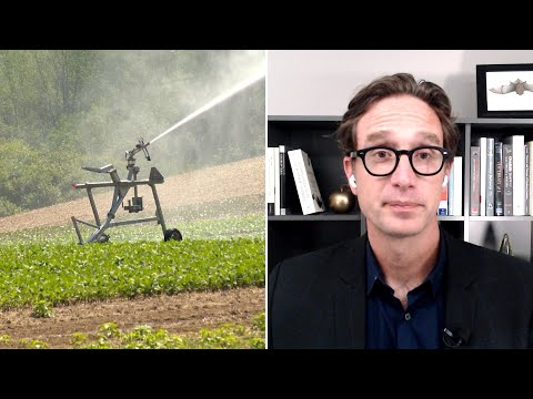 Dan Riskin on how human urine could help us grow our food 1