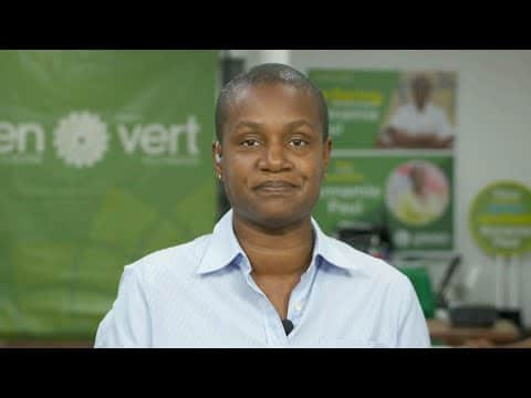 One-on-one with Green Party Leader Annamie Paul 6