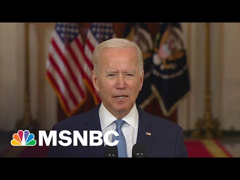 After Trump Bluster, Biden Ends War Drawing Praise From Liberal Icon Michael Moore 3