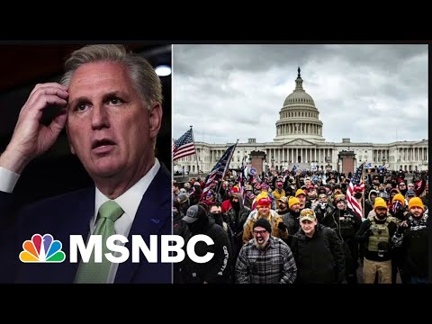 GOP Not Conducting Own Jan. 6 Investigation Despite Kevin McCarthy's Vow 4