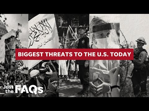 20 years after 9/11: The biggest threats to US national security   Just the FAQs 1