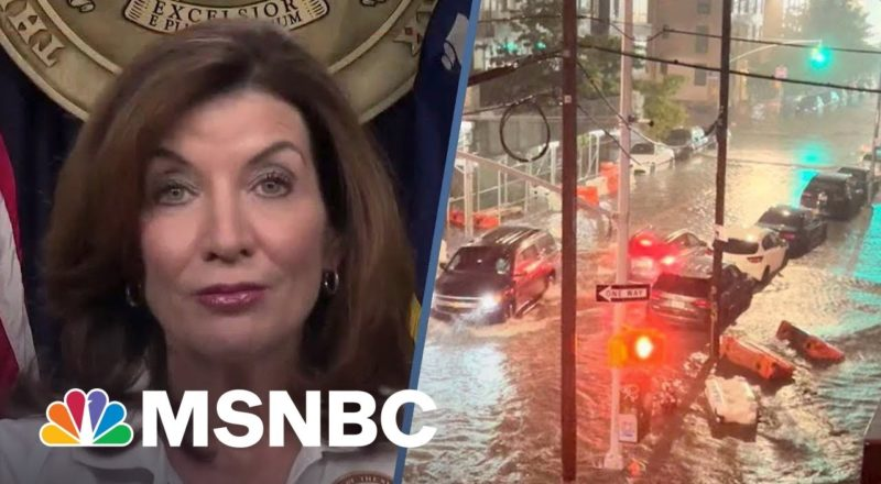NY Gov. Hochul Will Do A Full After-Action Report After Ida Slams Her State 1