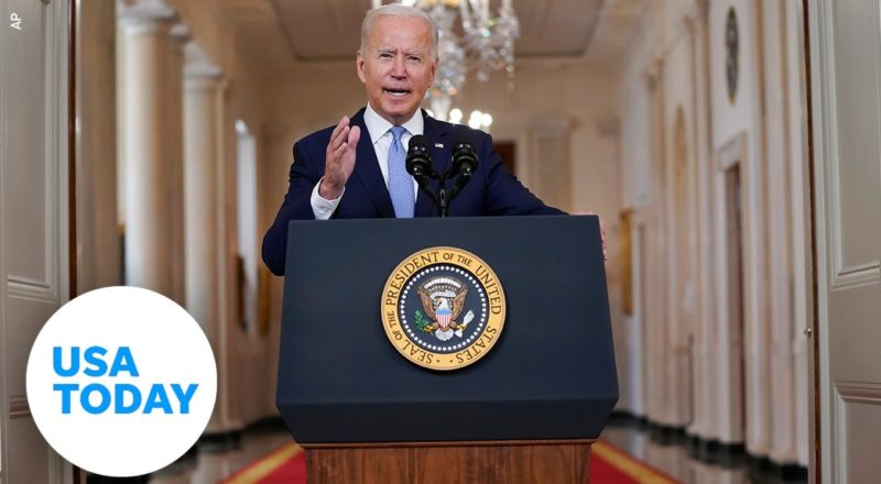 President Biden speaks on Hurricane Ida damage and relief efforts | USA TODAY 1