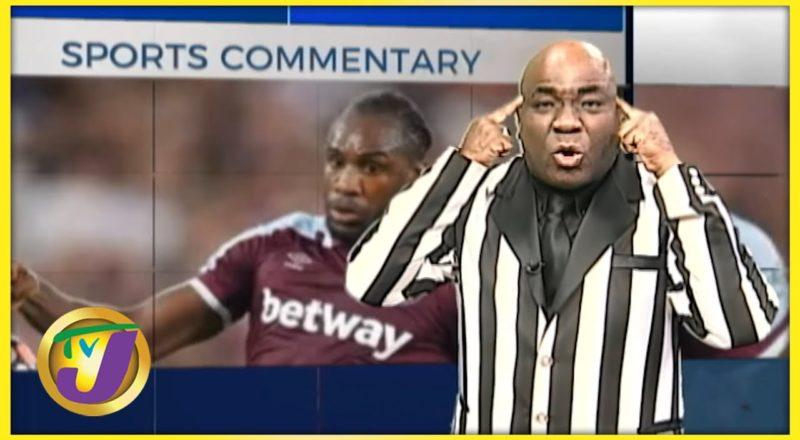 Michail Antonio   TVJ Sports Commentary - September 1 2021 1