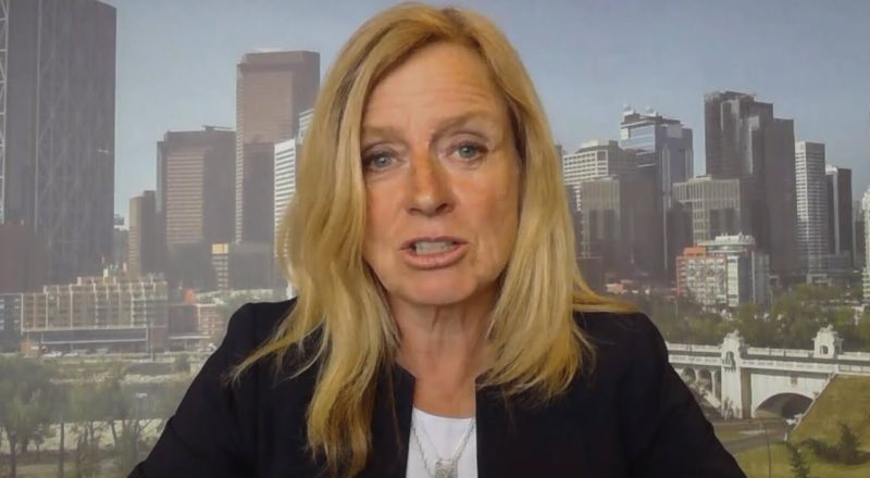 'Whole gov't went dark': Notley on Alberta handling COVID-19 1
