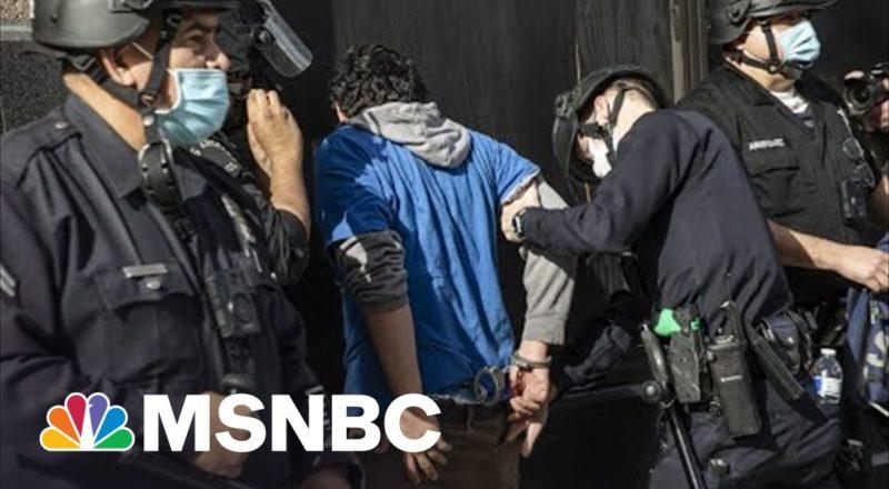 In 'Liberal' LA, 100% Of Arrests were Minorities In Task Force Operation 1