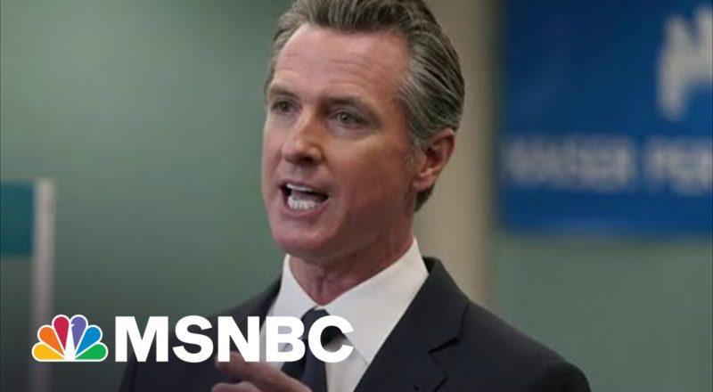 Sacramento Mayor: Recalling Gov. Gavin Newsom 'Would Be Terrible For California' 1