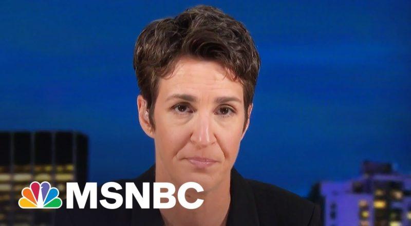 Watch Rachel Maddow Highlights: September 2nd | MSNBC 9