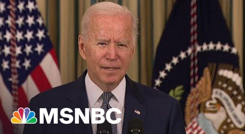Biden: 'No Question' Delta Variant Of Covid Impacted Jobs Report 3