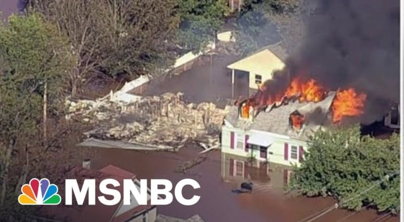 'Complete And Utter Destruction' In N.J. Following Historic Flooding 1