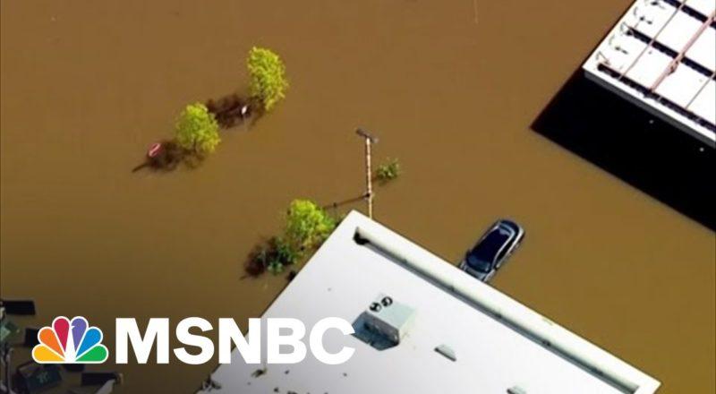 Mayor of Elizabeth, New Jersey On Ida Flooding Aftermath, Death Toll 1