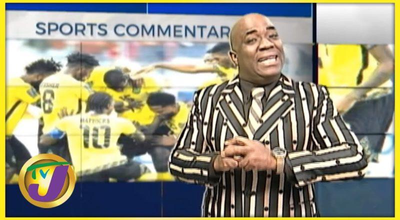 Reggae Boyz vs Mexico | TVJ Sport Commentary - Sept 1 2021 1
