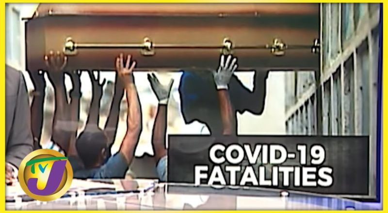 Jamaica's Covid Fatalities at Record High | TVJ News - Sept 2 2021 1