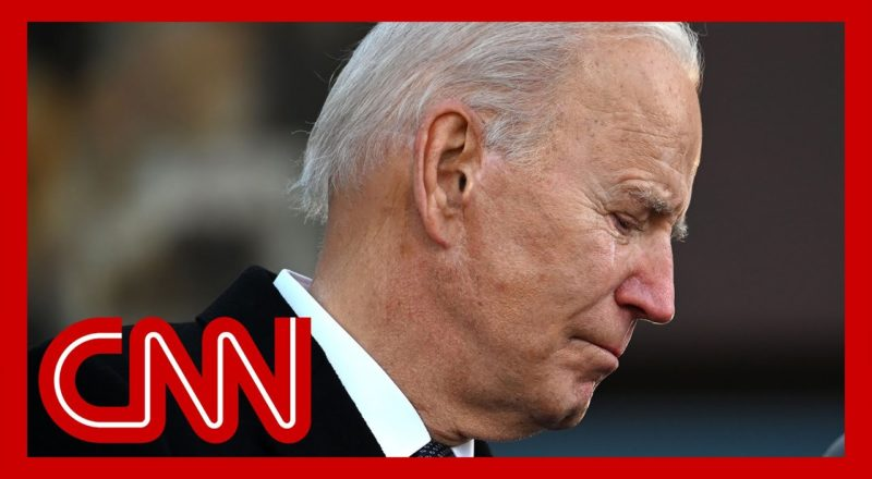 Poll shows Biden's approval at new low 1