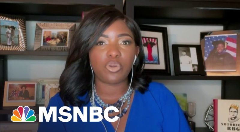TX State Rep. Jasmine Crockett: GOP Colleagues Have 'Lost Their Minds' 8