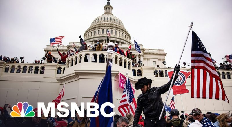 Extremist Groups Plan Rally For 'Justice' Amid Fears Of Jan. 6 Repeat 1