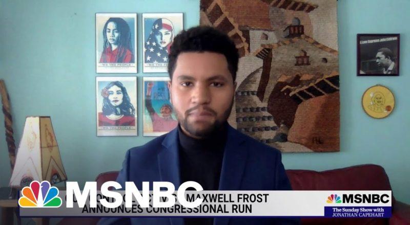 24-Year-Old Gun Eeform Activist Runs for Rep. Val Demings' House Seat 1