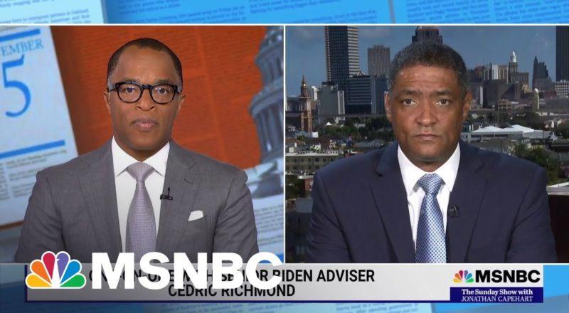 WH Adviser Cedric Richmond Talks Challenges Facing The Biden Admin 9
