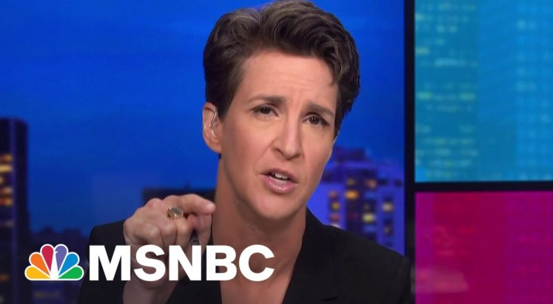 Maddow: Biden Didn't Just Talk About Ending The War In Afghanistan, He Got It Done 6