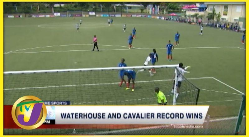 Waterhouse & Cavalier Record Wins - Sept 3 2021 1