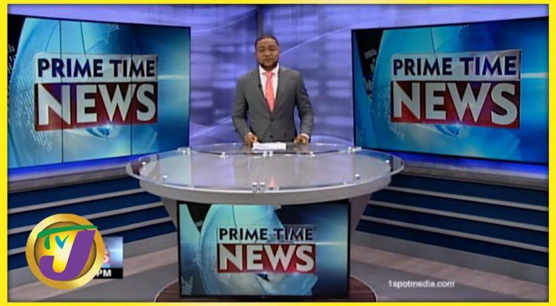 Jamaican News Headlines   TVJ News - Sept 4 2021 1