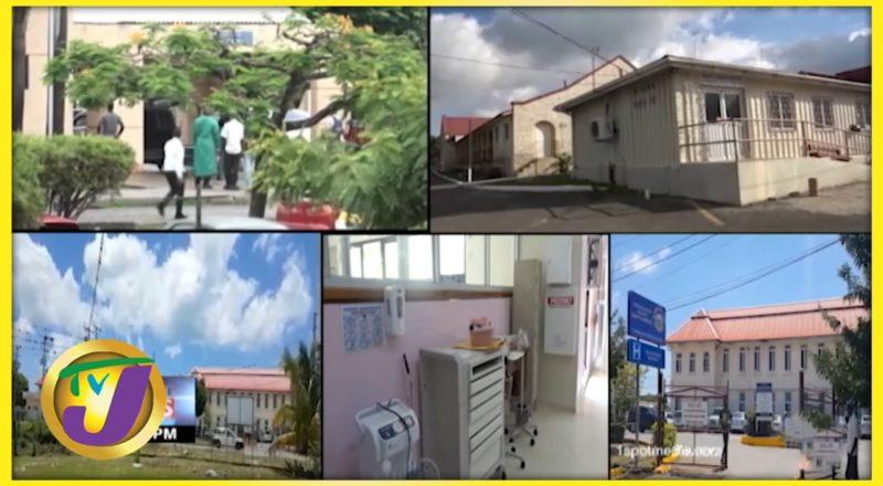 Field Hospitals: Progress Report   TVJ News - Sept 4 2021 1
