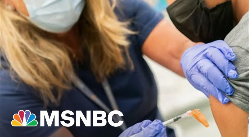 Vaccinate Hesitancy Falling Among Younger Republicans 2