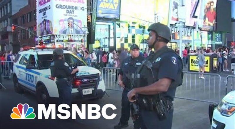 Inside NYPD Operations To Prevent Future Terror Attacks 3