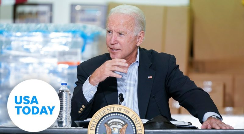 Biden receives briefing from local New Jersey leaders on impact of Hurricane Ida (LIVE) | USA TODAY 3