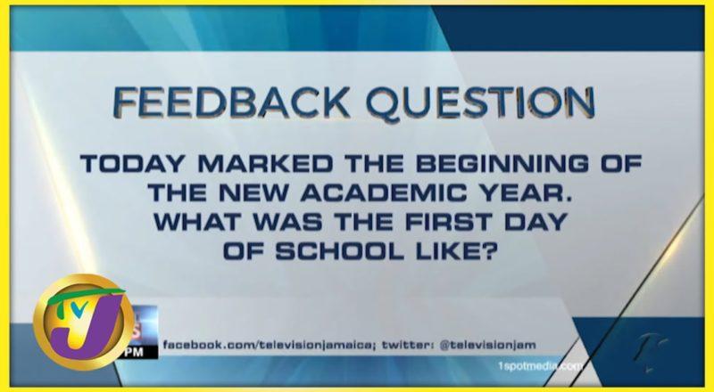 Feedback Question | TVJ News - Sept 6 2021 1